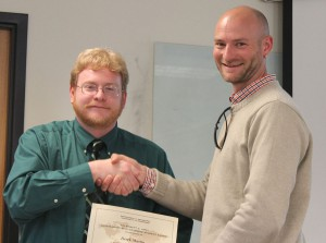 18-Robert Long Award to Derek Martin